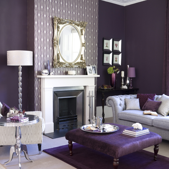 Passion for Purple – THE CARPET STUDIO