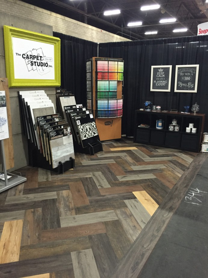 2016 Edmonton Renovation Show The Carpet Studio